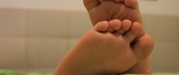 Tips For Healthy Little Feet